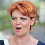 Fostul ministru al Muncii, Lia Olguța Vasilescu tună și fulgeră