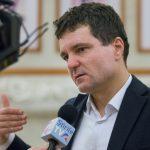 Noul primar general al Capitalei, Nicuşor Dan a depus jurământul