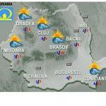 Încălzire spectaculoasă: Până la 15 grade