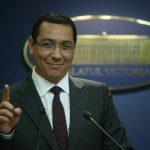Ponta: Luni, există în mod normal, legal această posibilitate ca la sediul PSD de la Kiseleff să vină duba cu polițiști