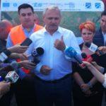 EXCLUSIV! VIDEO Cuc-păcăliciul constructorilor de pe autostrada Sebeș-Turda. Cum se construiesc autostrăzile în România