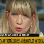 VIDEO-EXCLUSIV! Șefa CNAIR în platoul emisiunii Drumurile Noastre-Mesaj dur pentru contestatorii de profesie