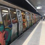 Metrorex, dependentă de trenuri vechi de aproape 40 de ani